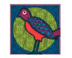SOTTO BOTTIGLIA BIRDS OF PARADISE BOT112151