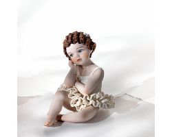 Claudine Sibania Manifattura Porcellana Vicentina