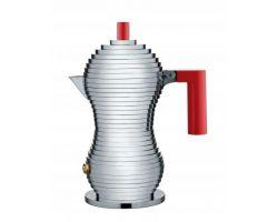 Caffettiera espresso tre tazze PULCINA MDL02/3 R