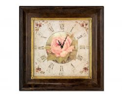 Orologio con Rosa Rosa N24