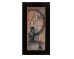 Quadro Riflessi Mary Gidding 46 x 86 cm  kx3b