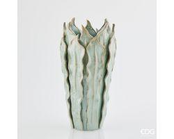 Vaso Chakra Foglie Agave H 40 cm  018157.88