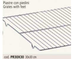 Piastra Raffreddamento con piedini PR50X50