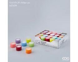 Candela Lumino Colorato 40 pezzi 611959.29