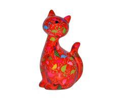 SALVADANAIO Cat Caramel Rosso Piccolo  14800029