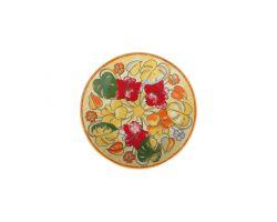 Piatto Frutta 20,5 cm GIALLO ALOHA R1331003GI