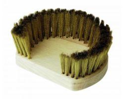 Ricambio spazzola tonda setole ottone (AC-SPT)  R-SPT