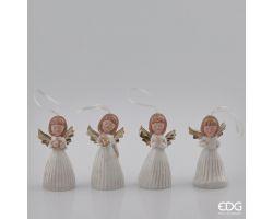 DECORO ANGELO CON CERCHIETTO H 10 cm 680160.18