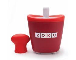 POP MAKER ROSSO Crea ghiaccioli ZK PM1