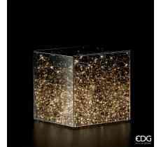 TECA CUBO CON 150 LED 102988.91