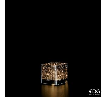 TECA APERTA CUBO CON 30 LED 102985.91