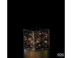 TECA CUBO CON 100 LED 102987.91