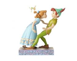 PETER PAN WENDY E TRILLY 65th ANNIVERSARIO DISNEY TRADITION 4059725