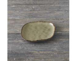 Piatto Frutta fango 20 cm STONE D15345