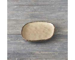 Piatto Frutta sabbia 20 cm STONE D15343