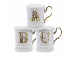 Mug Letter O GOLD A085111GO