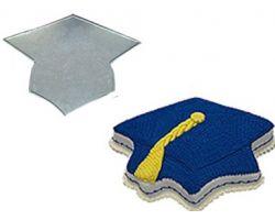 Teglia Stampo Cappello LAUREA CTE44