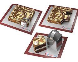 Porziona torta PARALLELOGRAMMA CSC01