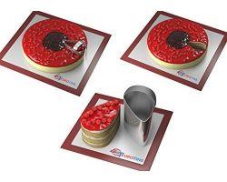 Porziona torta PETALO CSC07