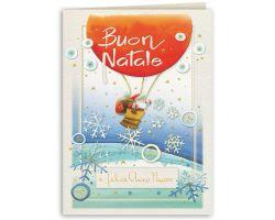 BIGLIETTO GOCCIOLINE NATALIZIO GO05-116