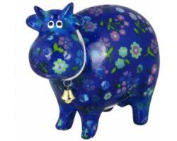 SALVADANAIO Cow Bella Blu Piccolo 14800022