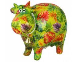 SALVADANAIO Cow Bella Verde Piccolo 14800022