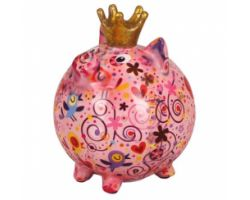 SALVADANAIO Pig Betty Rosa Piccolo 14800336