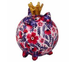 SALVADANAIO Pig Betty Viola Piccolo 14800336