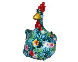 SALVADANAIO Chicken Charlotte Foglie Piccolo 14800341