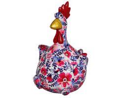 SALVADANAIO Chicken Charlotte Viola Piccolo 14800341