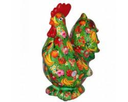 SALVADANAIO Rooster Maurice Frutta Piccolo 14800404