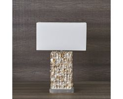 LAMPADA EMPIRE FUSION 40x20xH 58 cm D15140