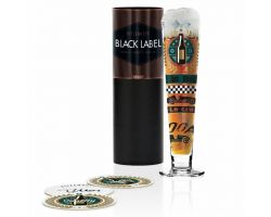 BICCHIERE BIRRA BLACK LABEL THOMAS MARUTSCHKE CL.40 COD. 1010229