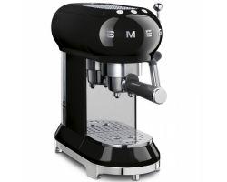 Macchina Caffè Espresso Nero ECF01BLEU