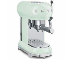 Macchina Caffè Espresso Verde Pastello ECF01PGEU