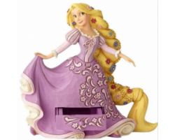 RAPUNZEL CON CASSETTINO SEGRETO DISNEY TRADITION A29504