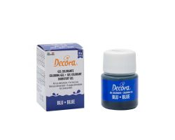 COLORANTE GEL ALIMENTARE BLU 28 G 9600817