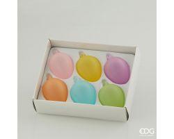 Uovo in pasta di Vetro Satinato 105561.95