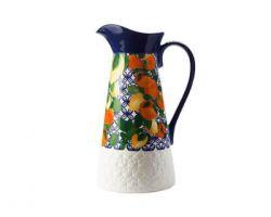 Brocca in ceramica POSITANO Limone 2.4 L Citrone DR0191