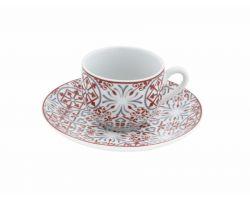 Set 6 tazzine caffè con piattino PECAN 10260480