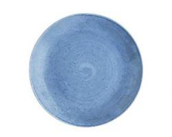 Piatto tondo portata Ø 30.5 cm AVENA Blu 10260509