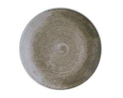 Piatto tondo portata Ø 30.5 cm ORZO Tortora 10260536