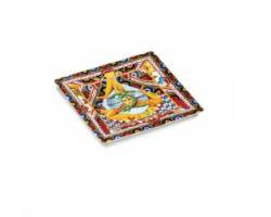 Piattino svuota tasche quadrato 12x12 cm SANTA ROSALIA 1036902