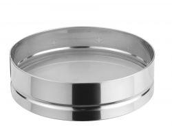 Setaccio acciaio inox Pesce Ø 30 cm 6730510