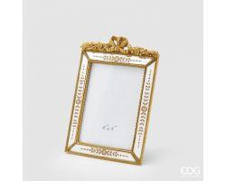Portafoto Specchio rettangolare ORO 15x20(21x29) cm 713754.01