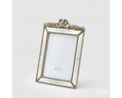 Portafoto Specchio rettangolare ARGENTO 15x20(21x29) cm 713754.02