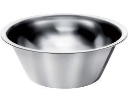 Ciotola insalatiera conica in acciaio 18/10 Ø 24 cm IMPERIAL V010543I24