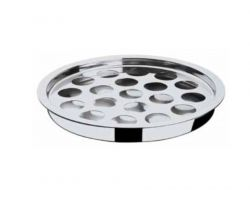 Porta Yogurt tondo in acciaio inox IMPERIAL V770552T46