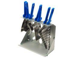 Supporto porta accessori in alluminio anodizzato AC-PAC