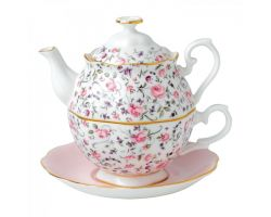 Tea For One 0.49 L ROSE CONFETTI 40002399 Royal Albert